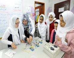 """صوت الإمارات - طلاب اليمن يقهرون واقعهم ويصنعون المستقبل بنظام """"STEAM"""""""