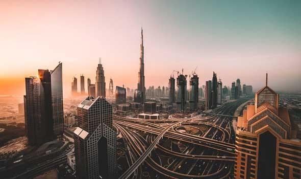 صوت الإمارات - خالد بن محمد بن زايد يزور موقع إكسبو 2020 دبي والجناح الوطني للإمارات