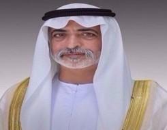 """صوت الإمارات - نهيان بن مبارك يتسلم طابع """"إكسبو 2020"""" من """"بريد الإمارات"""""""