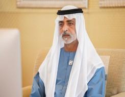صوت الإمارات - نهيان بن مبارك يؤكد أن مشاركة ألمانيا في «إكسبو» إضافة نوعية