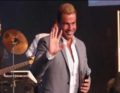 صوت الإمارات - الفنان عمرو دياب يحيي حفل اليوم الوطني المصري في إكسبو 2020