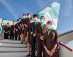 صوت الإمارات - رئيس هيئة دبي للطيران أحمد بن سعيد يكرم الشركات الإماراتية المنضمة لرحلة إكسبو 2020