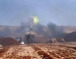 صوت الإمارات - الجيش السوري يواصل قصف درعا والهدنة تصطدم بشروط جديدة ومهلة قصيرة لخروج المسلحين