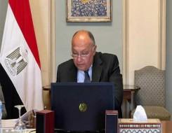 """صوت الإمارات - شكري يعلن عن """"إنجاز كبير"""" لمصر في ملف سد النهضة"""