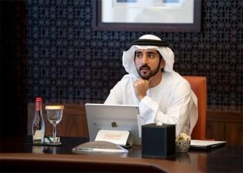 صوت الإمارات - حمدان بن محمد يؤكد علي نمو قوي ومبشّر لتجارة دبي الخارجية وصل إلى 31%