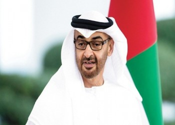 صوت الإمارات - الشيخ محمد بن زايد آل نهيان يستقبل رئيس سيراليون