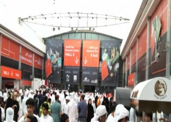 صوت الإمارات - خالد بن محمد بن زايد يفتتح معرض العين للكتاب