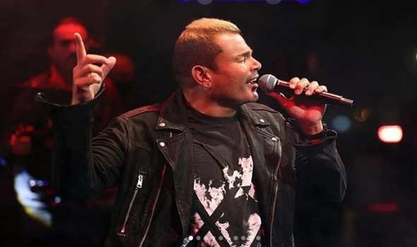 """صوت الإمارات - عمرو دياب يطرح أغنية """"أنت الحظ"""" تزامناً مع عيد ميلاده الـ60"""