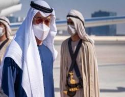 صوت الإمارات - محمد بن زايد يحصل على جائزة عالمية من معهد واشنطن لسياسة الشرق الأدنى