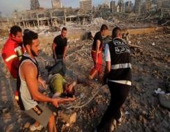 صوت الإمارات - منظمات وعائلات الضحايا تدعو مجلس حقوق الإنسان للتحقيق في انفجار بيروت