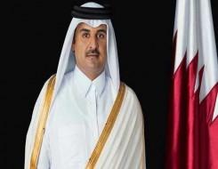 صوت الإمارات - أمير قطر يؤكد للمنفي دعم بلاده لوحدة ليبيا واستقرارها