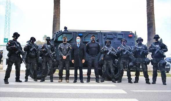 """صوت الإمارات - شرطة دبي تحتفل بتخريج أول دورة """"1RF"""" للعنصر النسائي"""