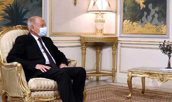 صوت الإمارات - المرر يترأس وفد الإمارات في اجتماع المجلس الوزاري لجامعة الدول العربية