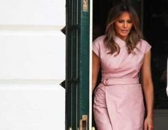صوت الإمارات - ميلانيا ترمب لا تريد أن تصبح سيدة أميركا الأولى مرة أخرى