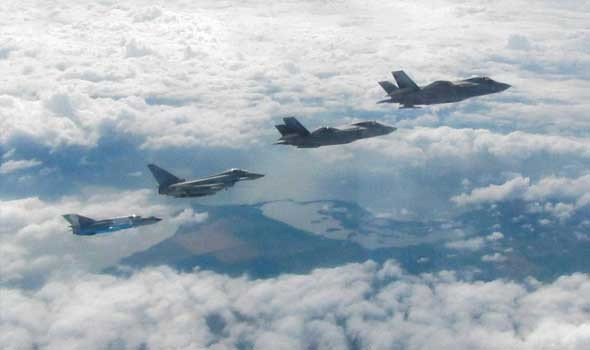 منتدى الجيش2021 يكشف عن درون الرعد النفاث السريع
