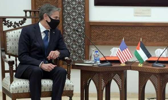 صوت الإمارات - إجتماع ثلاثي أميركي ـ إماراتي ـ إسرائيلي في واشنطن ينوه بالاتفاقات الإبراهيمية ويحذر إيران
