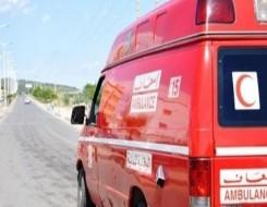 صوت الإمارات - وائل كفوري يتعرض لحادث سير مروع