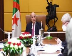 صوت الإمارات - تشييع رئيس الجزائر السابق عبد القادر بن صالح إلى مثواه الأخير