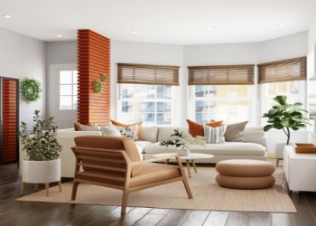 صوت الإمارات - أفكار لديكورات غرف الجلوس في موسم الخريف
