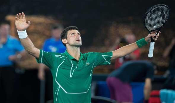 صوت الإمارات - ديوكوفيتش يتأهل إلى دور الثمانية من بطولة أميركا المفتوحة