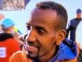 صوت الإمارات - البلجيكي بشير عبدي يفوز في ماراثون روتردام ويسجل رقماً قياسياً